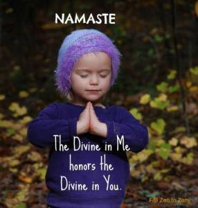 The Divine In Me